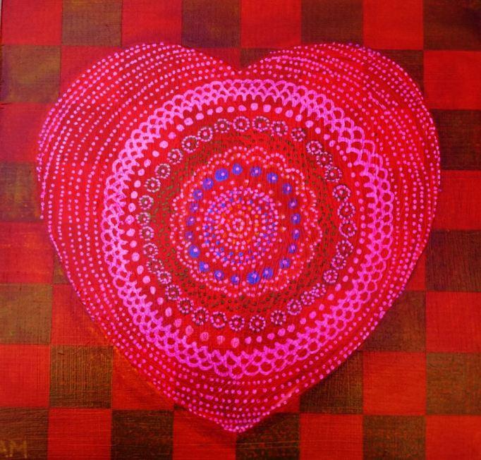 mandala heart alison mason